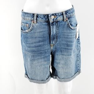 NWT Free People OB92445 Jean Shorts Size 27